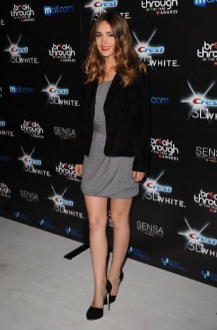 Rose Byrne on August 15, 2010 in Los Angeles, California.