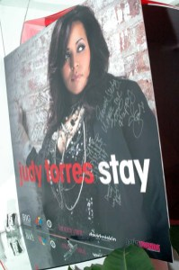 Judy Torres launched her new video Stay and Latin Trends covered the release party