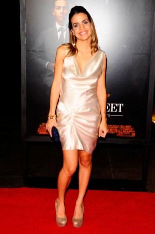 Natalie Morales, looking crazy