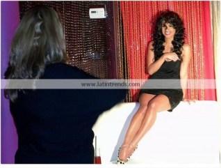 Rocsi Diaz Behind the Scenes 10