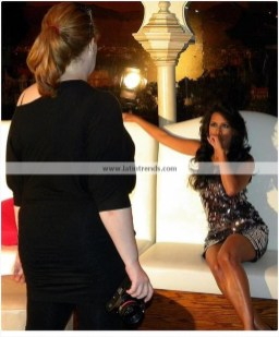 Rocsi Diaz Behind the Scenes 23