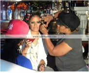 Rocsi Diaz Behind the Scenes 30