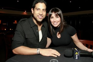 Laura and Adam Rodriguez
