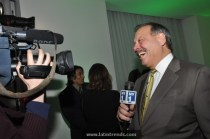 Hon. Nelson Diaz (Trendsetter) interviewed by NY1