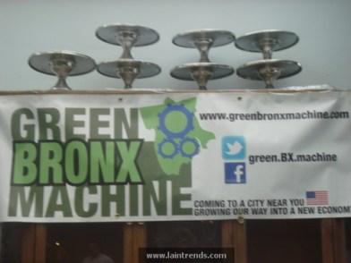Green Bronx Machine Banner.121012