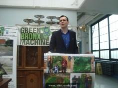 Steve Martin.Northeast Region Communications.GM at Green Bronx Event.121012
