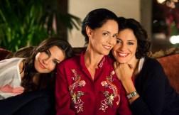 Carmen Vega & her daughters