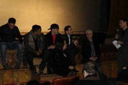 Q&A Session with Cast & Crew