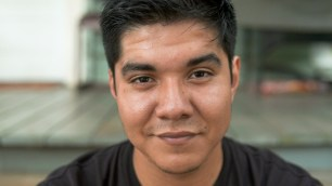 Gustavo grew up in Griffin, Georgia, is an advocate for the DREAM Act and is now in college.