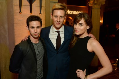 Connor Paolo, Gabriel Mann, and Christa B. Allen