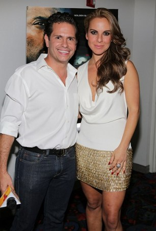 Diego Schoening and Kate