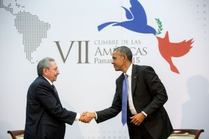 obama-and-castro Big doings in our newly adoptive country Panama Panama City