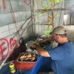 pork Raising the Roof, Panamanian-Style! Boquete Panama The Expat Life