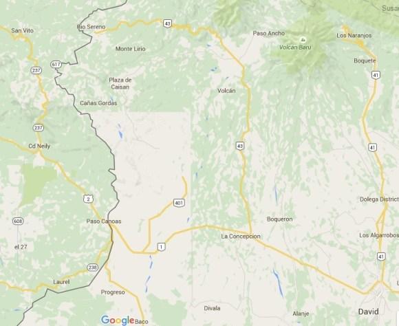map1 Border Run #3 - A Quickie Panama The Expat Life