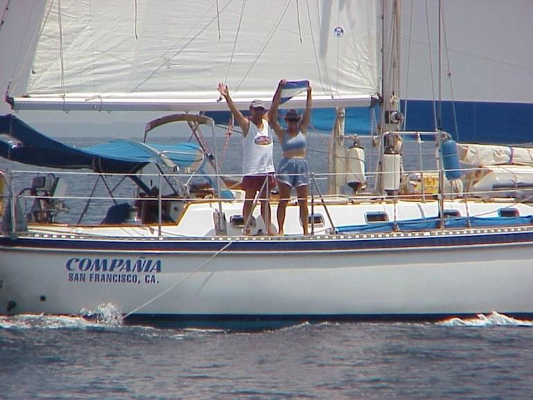 1-entering-el-salvadoran-waters One Particular Harbor Sailing