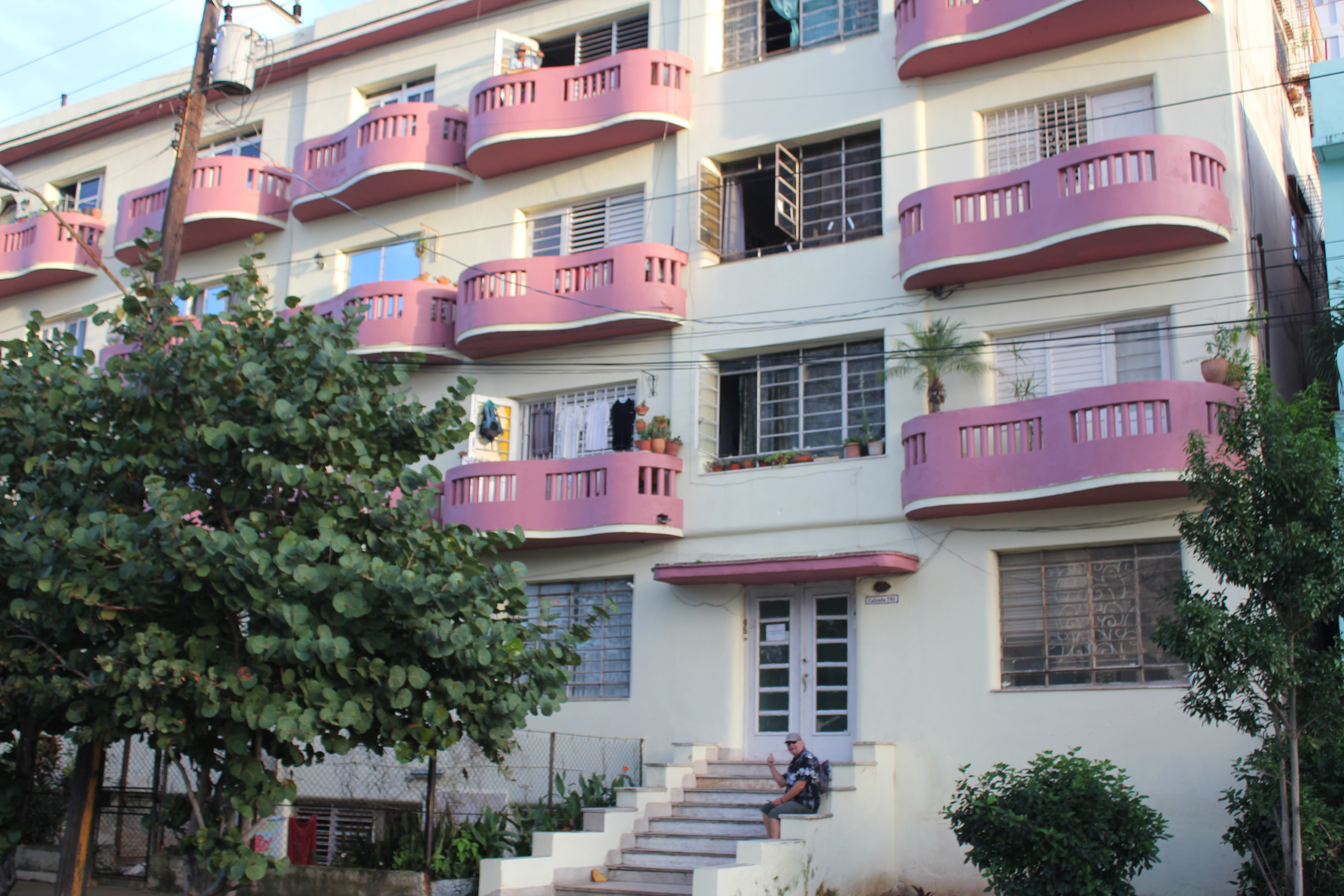 havana-apartment-building1 So, you want to go to Cuba? Here are some pointers. Cuba