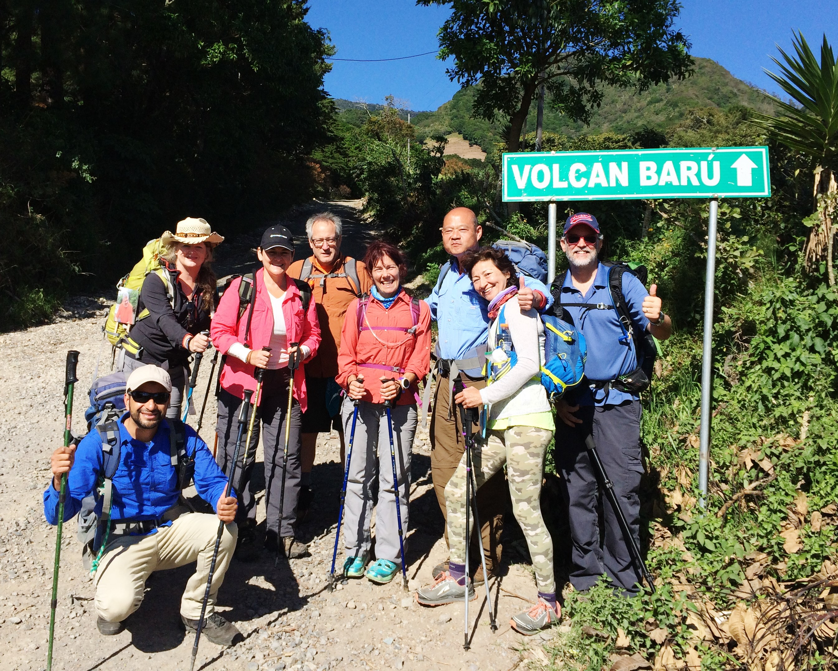 trails-end1 Volcán Barú: Another tick off the bucket list! Panama The Great Outdoors