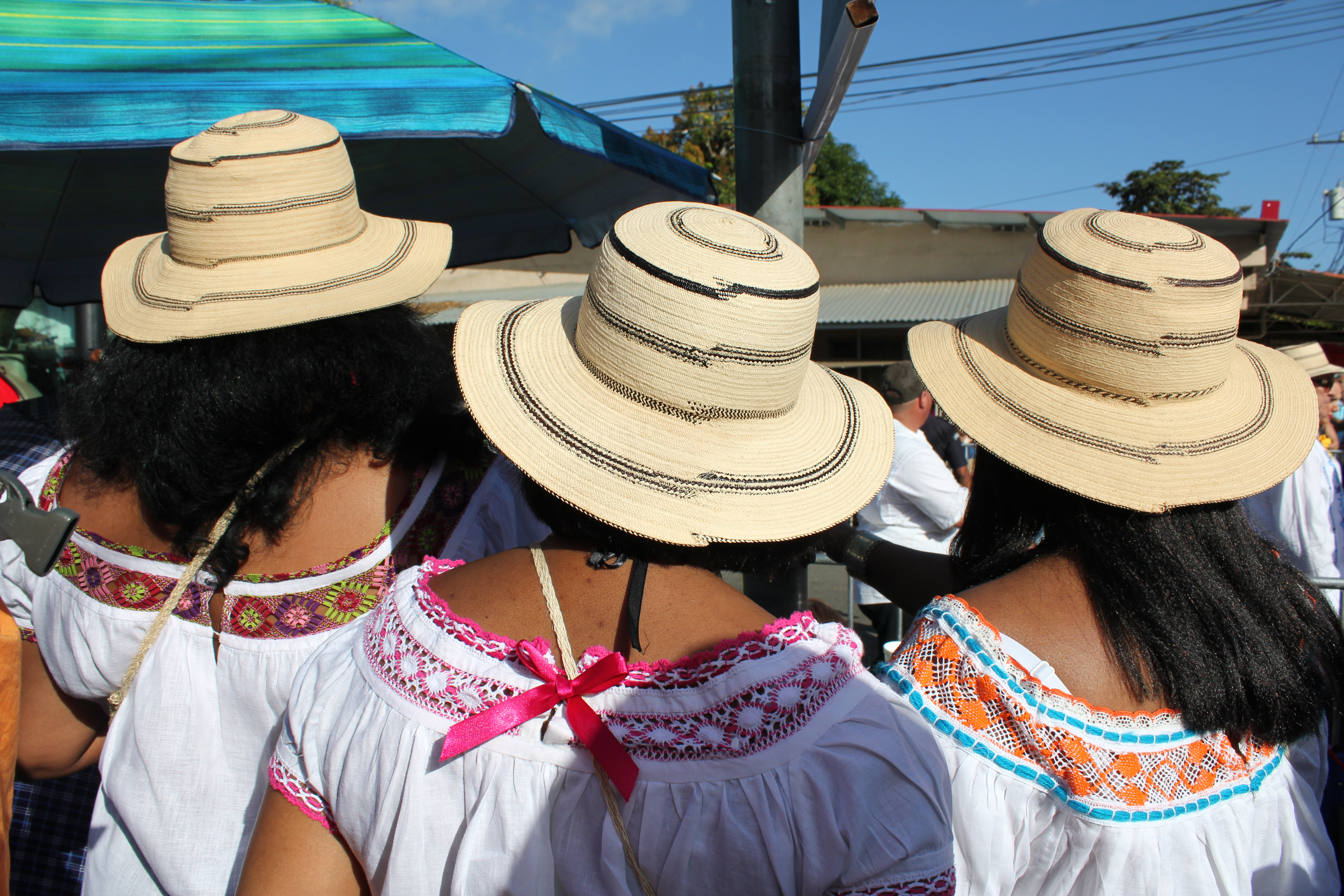 watching-the-action-pollera-parade A Panama Road Trip Panama Panama Fairs and Festivals