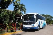 Bus-to-Cienfuegos A Cuban Road Trip, Part 1 - Cienfuegos Cienfuegos Cuba
