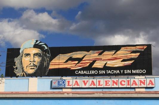 Che-Billboard-Cienfuegos A Cuban Road Trip, Part 1 - Cienfuegos Cienfuegos Cuba