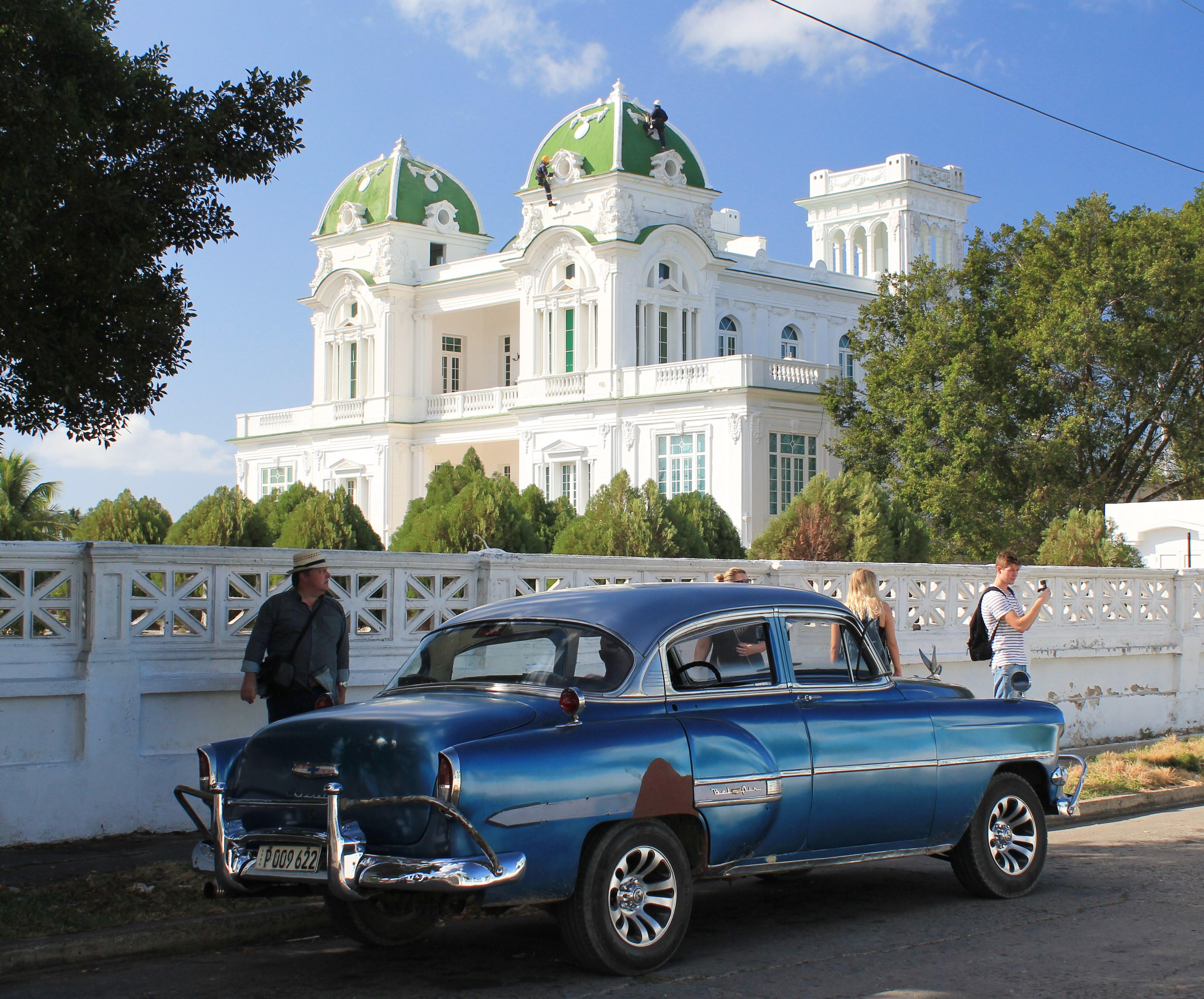 Club-Cienfuegos-Cuba-2 A Cuban Road Trip, Part 1 - Cienfuegos Cienfuegos Cuba