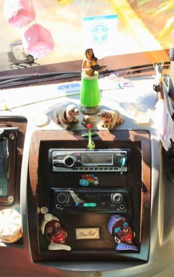 Dashboard-Cuba-Bus A Cuban Road Trip, Part 1 - Cienfuegos Cienfuegos Cuba