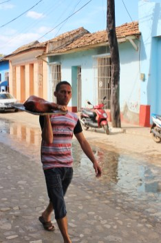 Ham-Delivery-Trinidad A Cuban Road Trip, Part 2 - Trinidad Cuba Trinidad