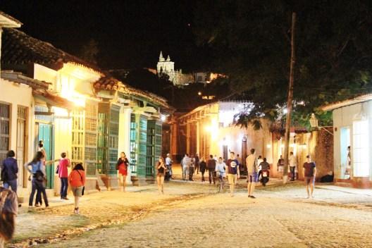 Night-scene-Trinidad A Cuban Road Trip, Part 2 - Trinidad Cuba Trinidad