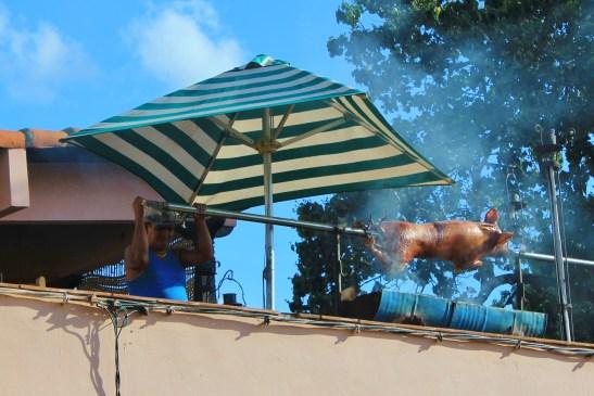 Roasting-Pig-Trinidad A Cuban Road Trip, Part 2 - Trinidad Cuba Trinidad