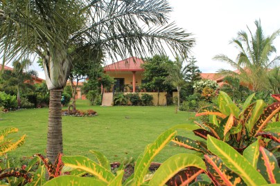 Back-Yard-after In Boquete, our Garden of Eden . . . Panama The Expat Life The Great Outdoors