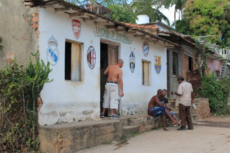 Trinidad-football-club A Cuban Road Trip, Part 2 - Trinidad Cuba Trinidad