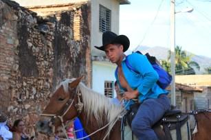 Trinidad-horse A Cuban Road Trip, Part 2 - Trinidad Cuba Trinidad