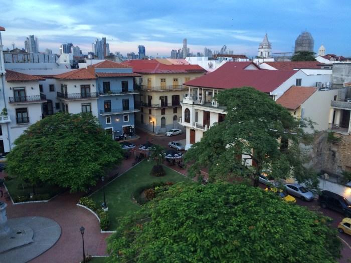Casco-Viejo-Dusk-300x225 Discovering Casco Viejo, Panama Panama Panama City
