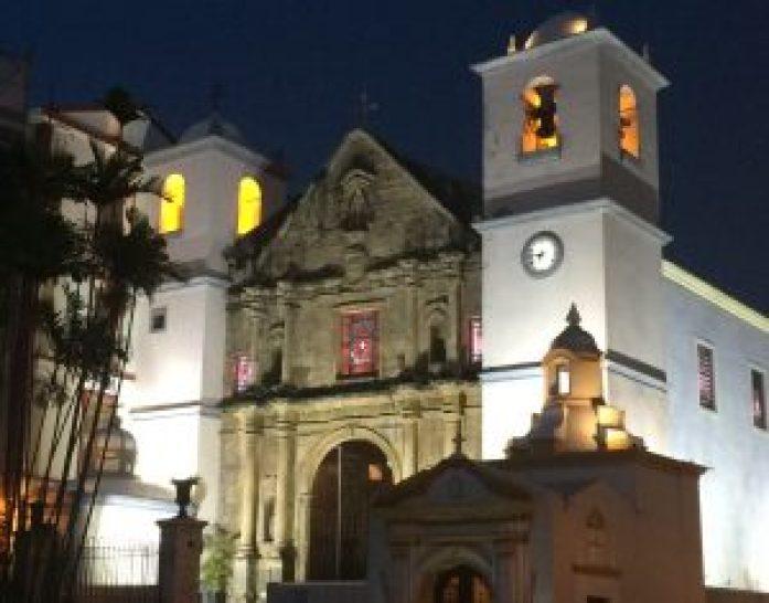 Casco-Viejo-Nightime-Church-300x235 Discovering Casco Viejo, Panama Panama Panama City