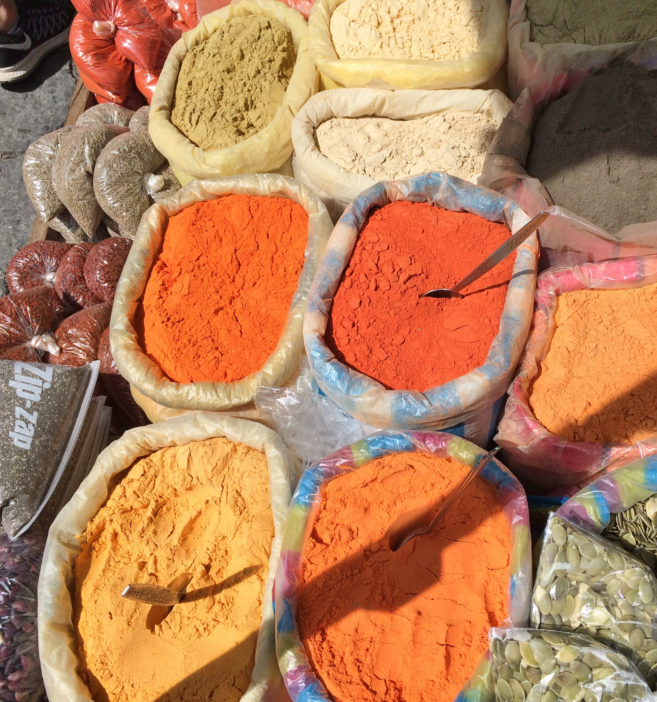 """Otavalo-Market-3 """"Panama"""" Hats and Hot Springs: Two Day/Overnight Trips Out of Quito, Ecuador Ecuador"""