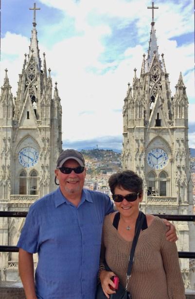 Quito-Basilica FOUR DAYS IN QUITO, ECUADOR: Part II Ecuador Quito