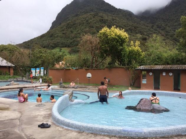 "Termas-Papallactas-4 ""Panama"" Hats and Hot Springs: Two Day/Overnight Trips Out of Quito, Ecuador Ecuador"