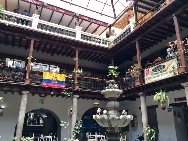 Archbishops-Palace-Quito FOUR DAYS IN QUITO, ECUADOR: Part I Ecuador Quito