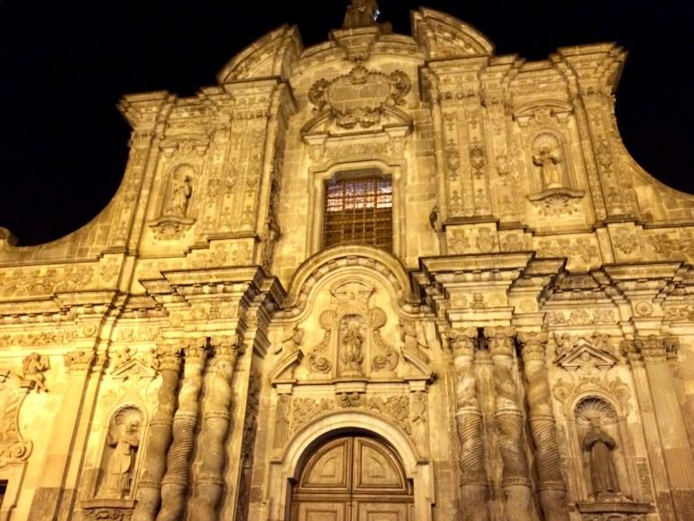 Compania-de-Jesus-Quito FOUR DAYS IN QUITO, ECUADOR: Part I Ecuador Quito