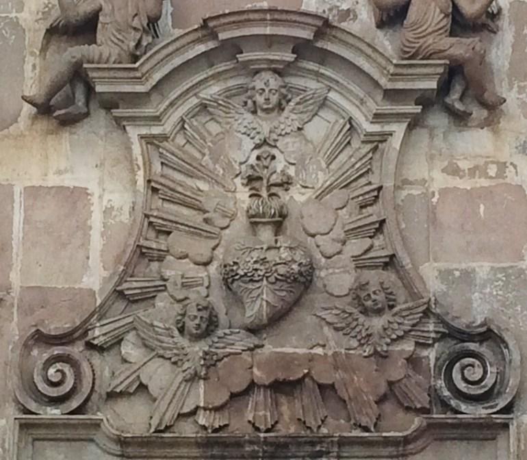 Compania-de-Jesus-detail FOUR DAYS IN QUITO, ECUADOR: Part I Ecuador Quito