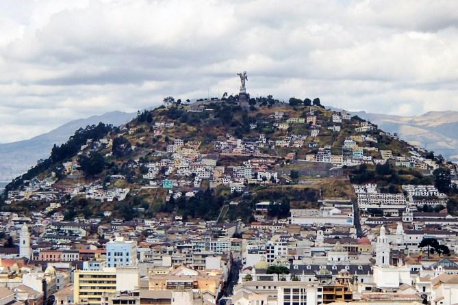Panecillo-Panorama-Quito FOUR DAYS IN QUITO, ECUADOR: Part I Ecuador Quito