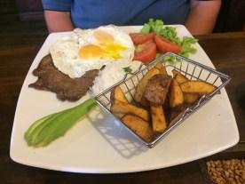 Quito-Lunch FOUR DAYS IN QUITO, ECUADOR: Part I Ecuador Quito