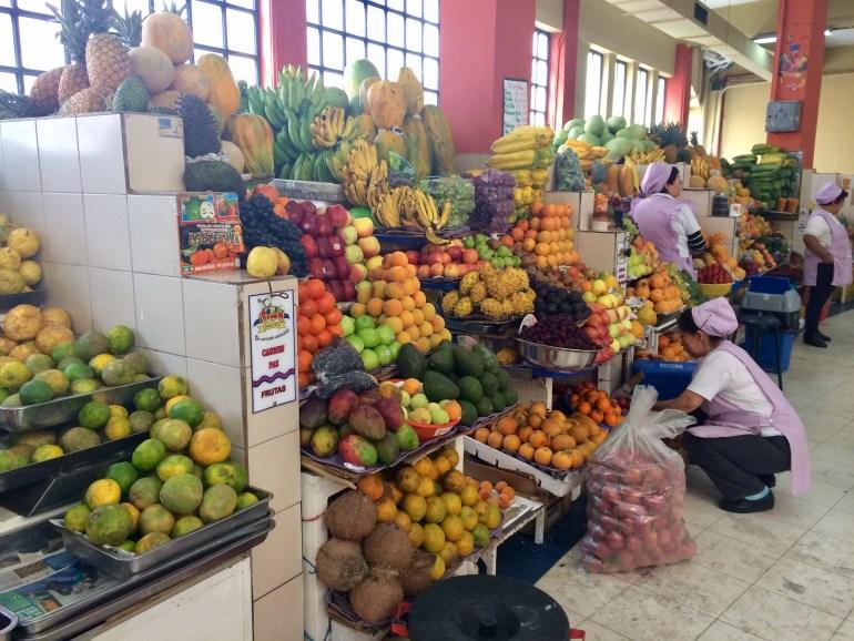 Quito-Mercado-1 FOUR DAYS IN QUITO, ECUADOR: Part I Ecuador Quito
