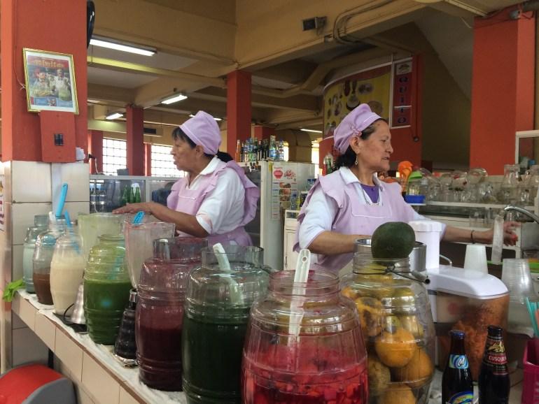 Quito-Mercado-2 FOUR DAYS IN QUITO, ECUADOR: Part I Ecuador Quito