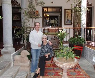 Villa-Colonna-Quito-Hosts FOUR DAYS IN QUITO, ECUADOR: Part II Ecuador Quito