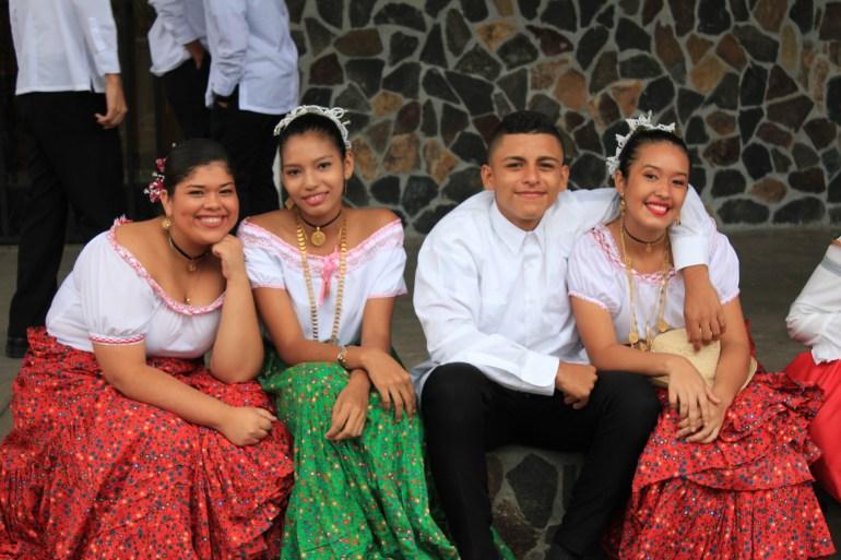 Pananmanian Dancers