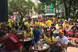 Sabaneta World Cup Fans