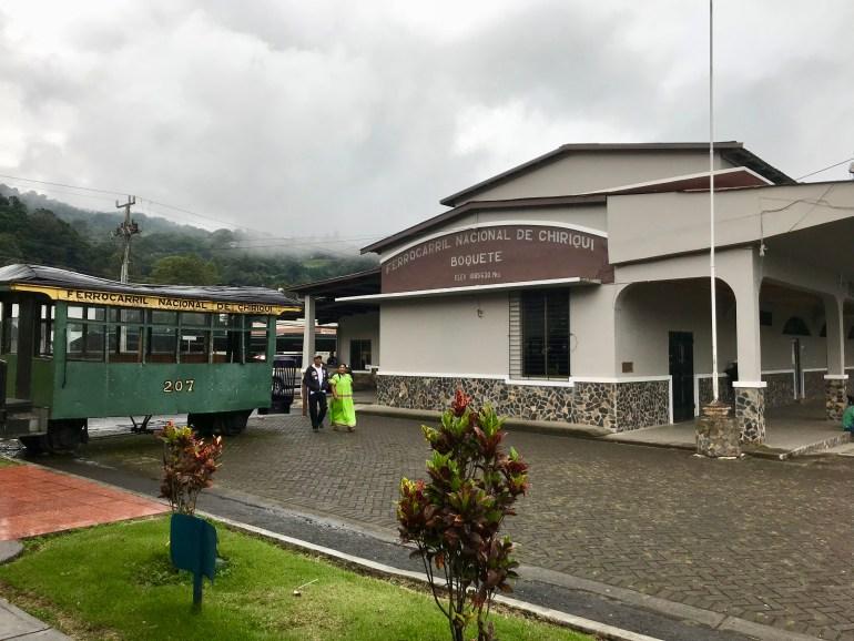Boquete Municipal Building