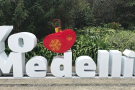 Three Months in Medellin