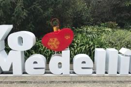 Three Months in Medellin